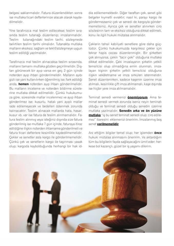 Avukat Senem Yılmazel - Yılmazel Hukuk Bürosu